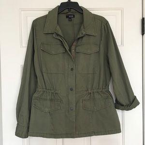 A.N.A Lightweight Anorak Utility Jacket